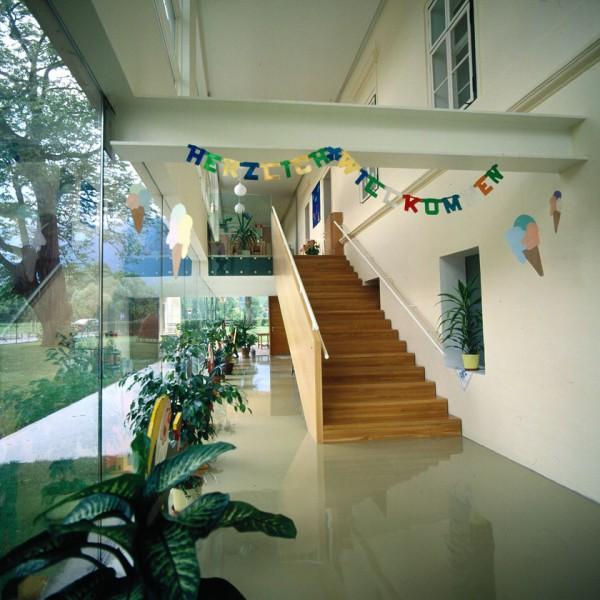 Kindergarten-Innenraum
