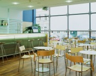 Siemens Forum Cafe