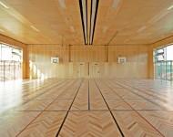 Turnsaal Volksschule Baden